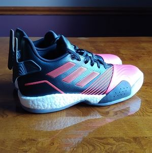 Adidas TMAC Millennium Men's Sz 8.5 Red EE3730